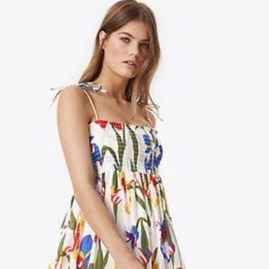 Tory Burch Iris Beach Dress, NWT, Size M